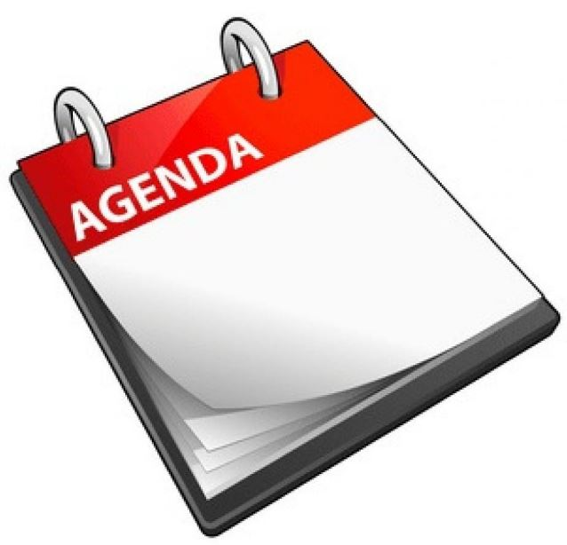 Agenda Th May  Published  Chilton Parish Council